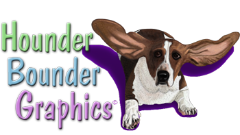 Web Site Design and Hosting by Hounder Bounder Graphics