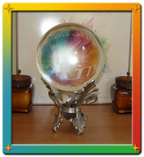 Crystal Ball, Psychic Reading